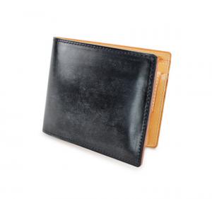 ガンゾ GANZO 二つ折り財布 THIN BRIDLE (シンブライドル)