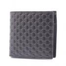 グッチ マイクログッチシマ 二つ折り財布