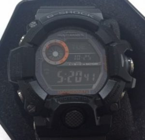Gショック レンジマン GW-9400BJ-1JF
