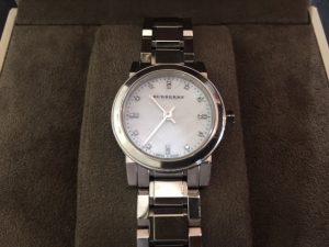 バーバリー 時計 BU9224