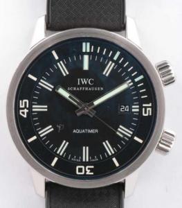 IWC ヴィンテージ アクアタイマー IW323101