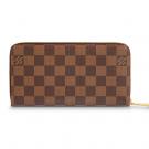 ルイ・ヴィトンの財布、ケース ヴィトン ダミエ ジッピーウォレット