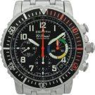 ゼニスの時計 ゼニス レインボーフライバック 0102.0480.405