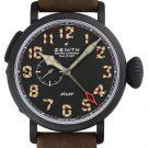 ゼニスの時計 ゼニス パイロットタイプ20GMT1903 96.2431.69321.C738