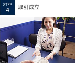 STEP4 取引成立