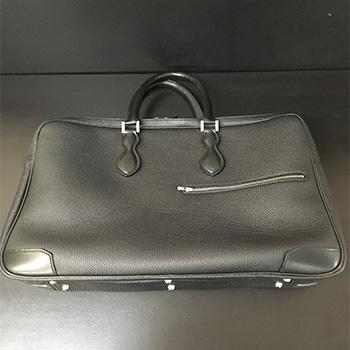 ワイルドスワンズ CIRCULO サーキュロ ブリーフケース ブラック 買取価格38000円