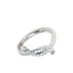 アントルラセ K18WG ダイヤモンド 0.32ct リング 買取金額80,000円
