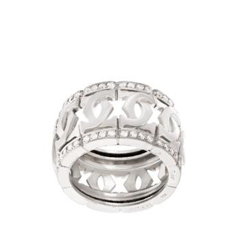 アントルラセ 750WG ダイヤモンド Cマークリング 買取金額200,000円