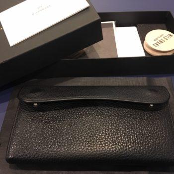 ワイルドスワンズ wave ウェイブ シュラケンカーフ 黒 買取価格¥22,000