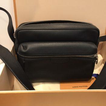 ルイヴィトン M33435 アウトドア・メッセンジャー PM タイガ 買取価格¥130,000