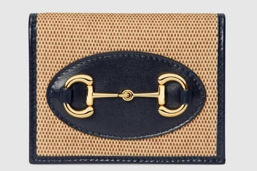 グッチ ホースビット 1955 日本限定カードケース