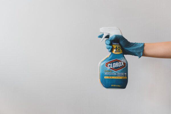 お掃除の正しい方法