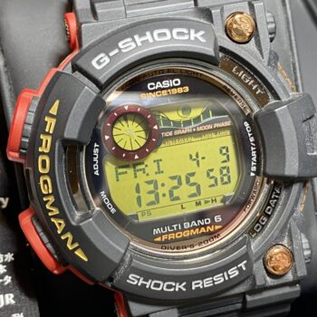 Gショック FROGMAN G-SHOCK35周年記念限定モデル GWF-1035F-1JR