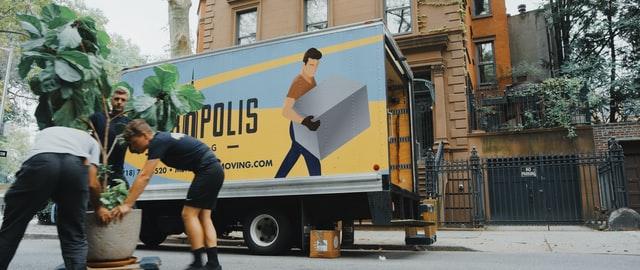 引っ越しをして荷物を減らす方法