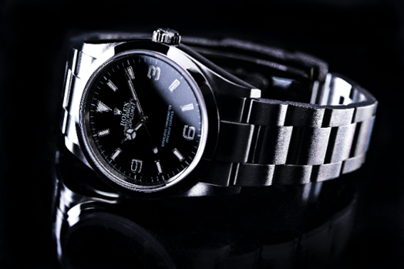 誰もが知る超有名高級時計ブランドであるロレックス